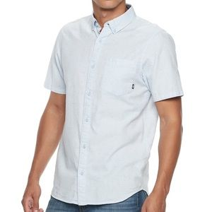 Men's Vans Oxen Button-Down Shirt